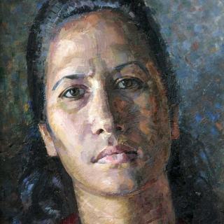 Carmela Moreno Castro, 35x26cm