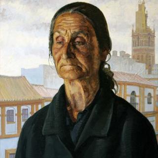 Esperanza, 65x54cm