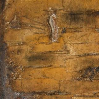 El muro, 150x50cm.